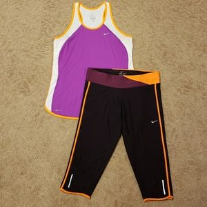 Nike set size medium